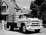Photos of GMC 370 Stake Truck 1958