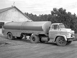 Photos of 1955–59 GMC F370 COE Tractor Truck