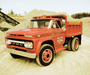 GMC 4000 Dump Truck 1962 wallpapers