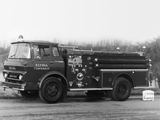 Photos of GMC L5000 Seagrave Firetruck 1964