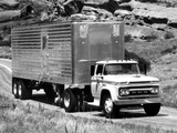 Pictures of GMC H5000 Tractor 1962