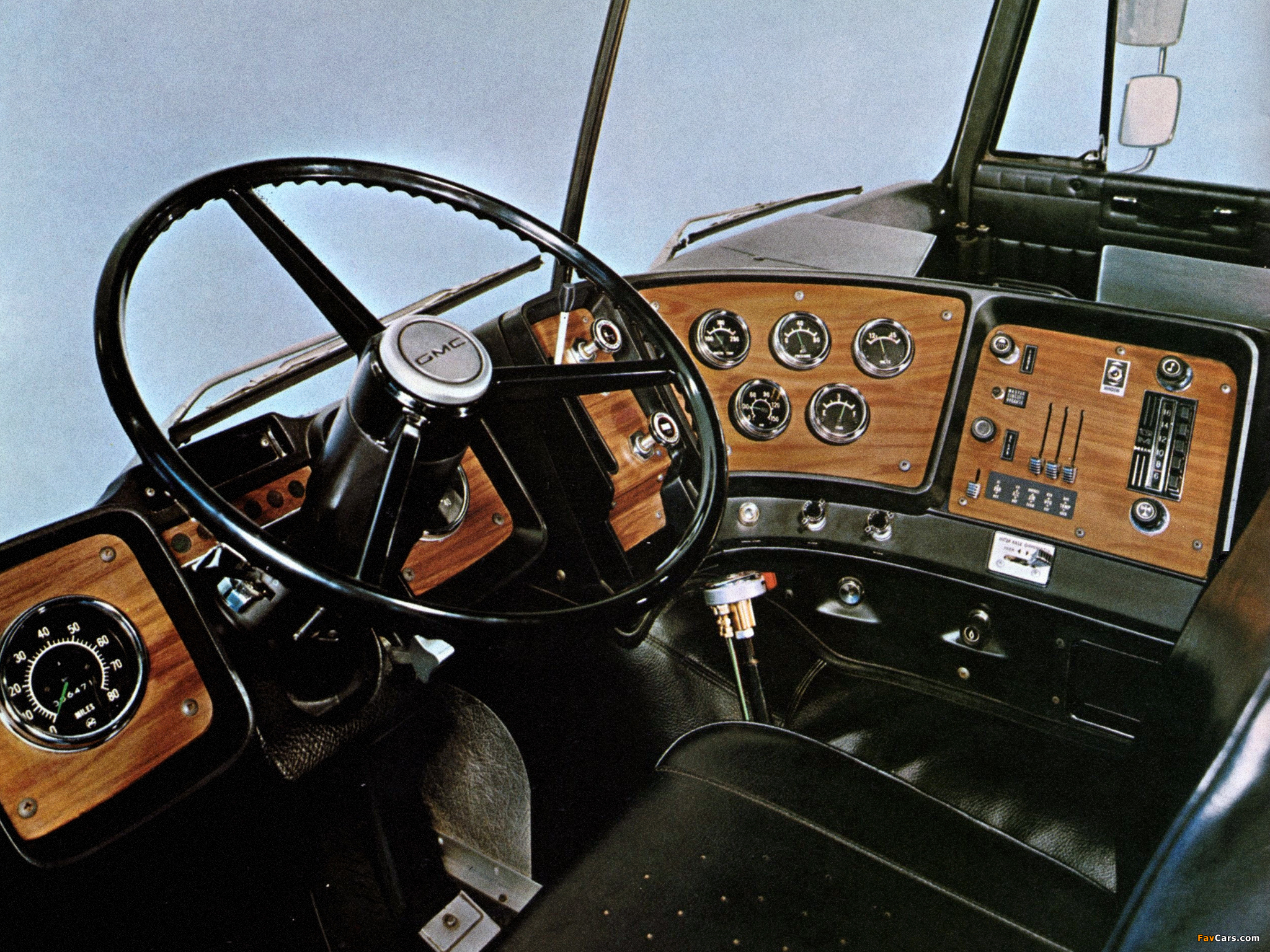 Gmc Astro 95 1968 88 Images 2048x1536