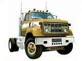 Photos of GMC 9500 1972