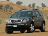 2007–12 GMC Acadia 2006–12 images