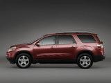 2007–12 GMC Acadia 2006–12 wallpapers