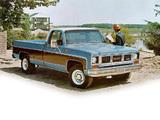GMC C3500 Regular Cab Pickup 1973 wallpapers