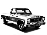 GMC C3500 Regular Cab Indy 500 Official Truck 1974 images