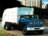 GMC C6000 Refuse Truck 1984 images