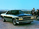 GMC Caballero 1987 images