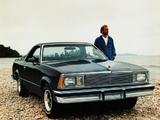 Photos of GMC Caballero 1981