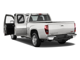 GMC Canyon Extended Cab 2003–12 images