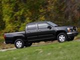 GMC Canyon Crew Cab 2003–12 photos