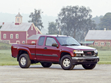 GMC Canyon Extended Cab 2003–12 pictures