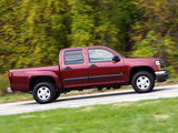 GMC Canyon Crew Cab 2003–12 pictures