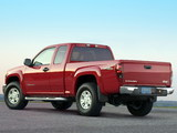 GMC Canyon Extended Cab 2003–12 wallpapers