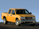 GMC Canyon Crew Cab Sport Suspension Package 2006 pictures