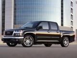 GMC Canyon Crew Cab Sport Suspension Package 2006–12 wallpapers