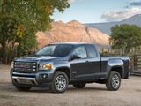 GMC Canyon All Terrain Extended Cab 2014 photos