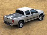 Images of GMC Canyon Crew Cab 2003–12