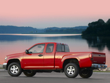 Images of GMC Canyon Extended Cab 2003–12