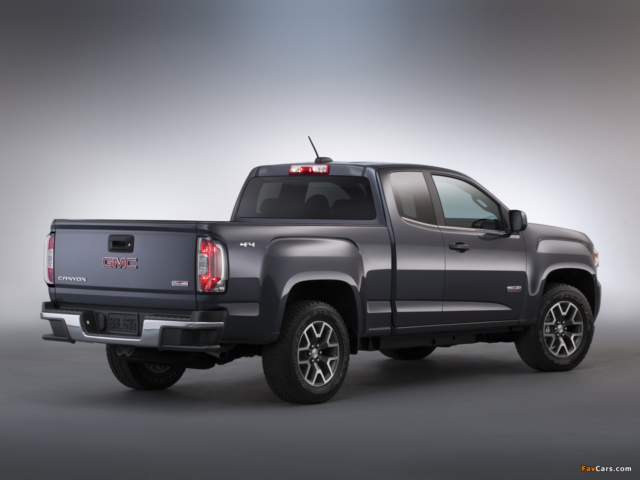 Images of GMC Canyon All Terrain Extended Cab 2014 (1280 x 960)