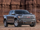 Images of GMC Canyon SLT Crew Cab 2014