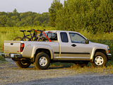 Pictures of GMC Canyon Extended Cab 2003–12