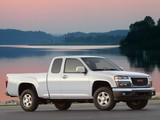 Pictures of GMC Canyon Extended Cab 2004