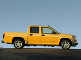 Pictures of GMC Canyon Crew Cab Sport Suspension Package 2006