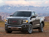 Pictures of GMC Canyon All Terrain Extended Cab 2014