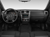 Wallpapers of GMC Canyon Extended Cab 2003–12