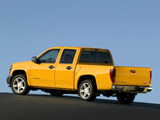 GMC Canyon Crew Cab Sport Suspension Package 2006 wallpapers