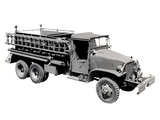 Pictures of GMC CCKW 353 Firetruck 1946
