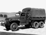 GMC CCKW 352 1941–45 wallpapers