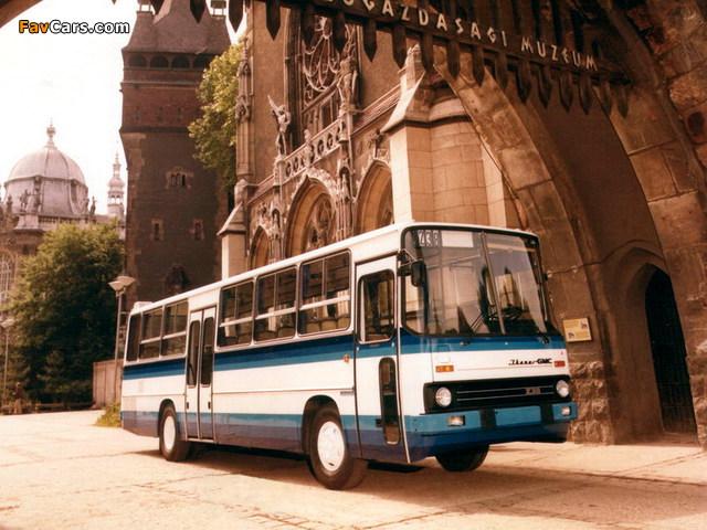 Ikarus 238 Prototype 1984 photos (640 x 480)