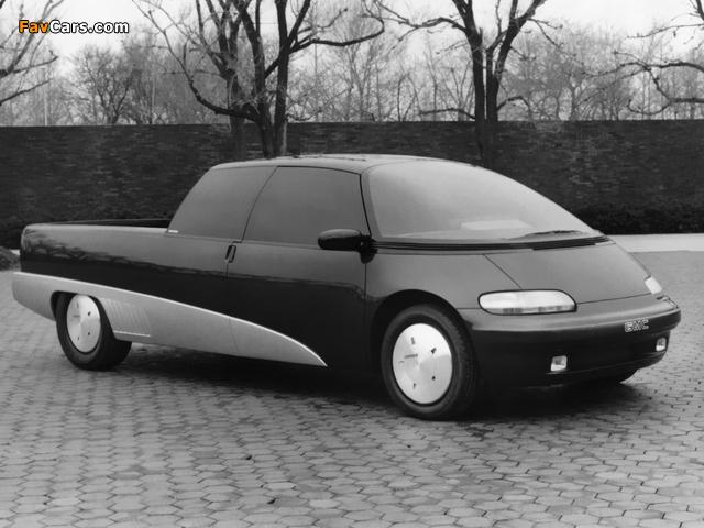 GMC Centaur Concept 1988 images (640 x 480)