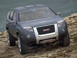 GMC Graphyte Concept 2005 pictures