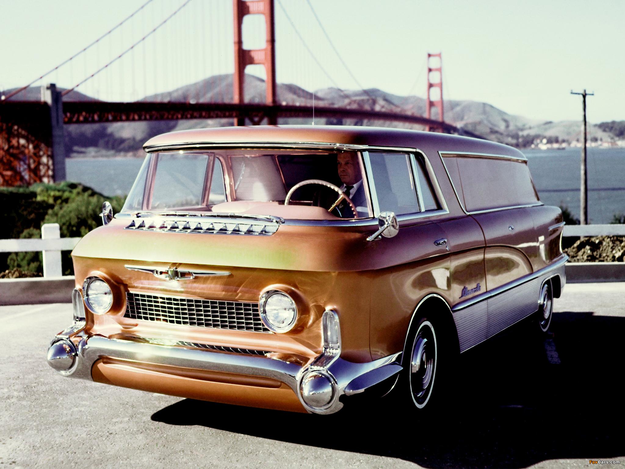 GMC LUniverselle Concept Truck 1955 photos (2048 x 1536)