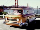 GMC LUniverselle Concept Truck 1955 photos