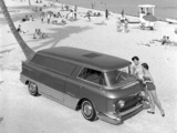 Images of GMC LUniverselle Concept Truck 1955