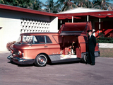 Photos of GMC LUniverselle Concept Truck 1955
