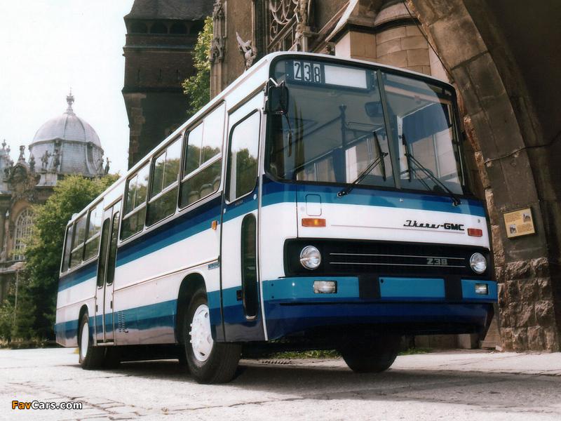 Pictures of Ikarus 238 Prototype 1984 (800 x 600)