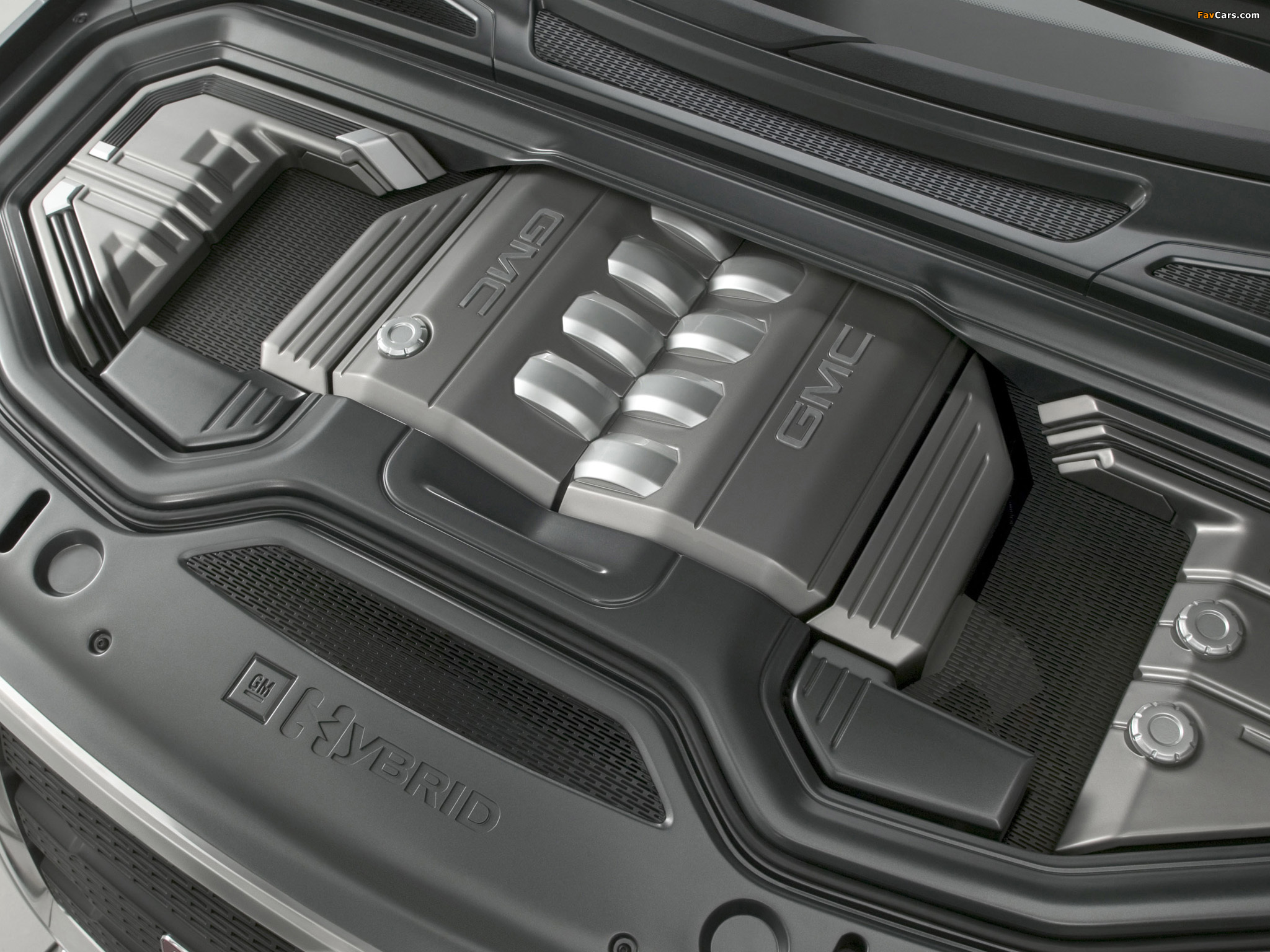 Pictures of GMC Graphyte Concept 2005 (2048 x 1536)