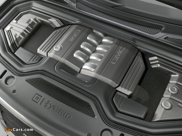 Pictures of GMC Graphyte Concept 2005 (640 x 480)