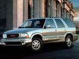 GMC Envoy 1998–2001 photos