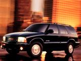GMC Envoy 1998–2001 pictures