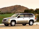 GMC Envoy 2002–08 pictures