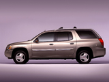 GMC Envoy XUV 2004–05 images
