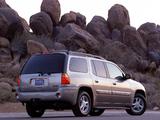 Photos of GMC Envoy XL 2002–06