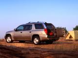 Photos of GMC Envoy XUV 2004–05